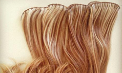 European Hair Extensions at Dianne Marshall Hair Extensions