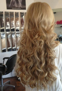 Russian Hair Extensions by Dianne Marshall