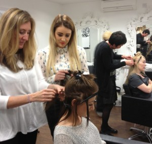 Dianne Marshall Hair Extension Training