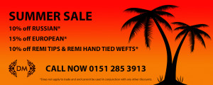 summer sale at Dianne Marshall
